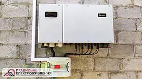 Мережева СЕС 30 кВт у с. Поториця 2
