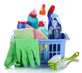 Миючі засоби для ванної та туалету