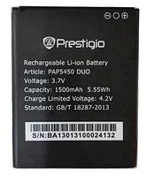 Аккумулятор к телефону Prestigio PAP5450 1500mAh, фото 1