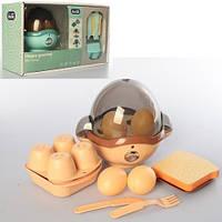 Бытовая техника   яйцеварка,15см,посуда,продукты,зв,св,2цв,бат, в кор, 36-21,5-14,5с