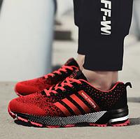 Keep running Мужские кроссовки чорно-красные