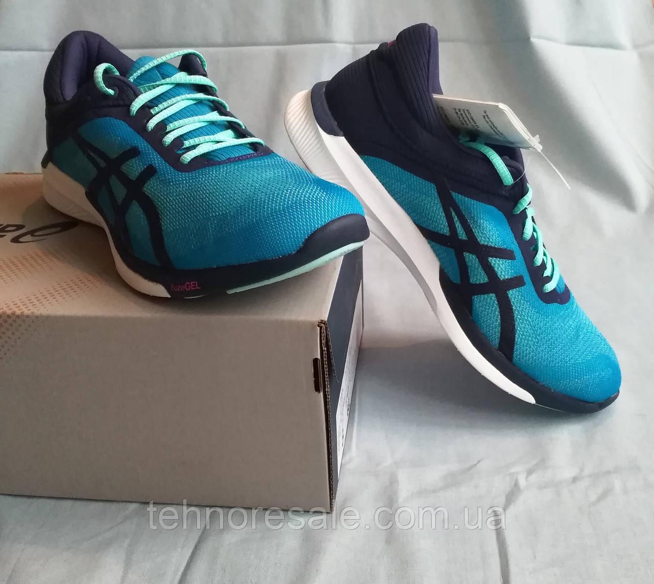 Беговые женские кроссовки ASICS FuzeX Rush, ОРИГИНАЛ, размер 9 (39 - 25,75см)