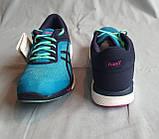 Беговые женские кроссовки ASICS FuzeX Rush, ОРИГИНАЛ, размер 9 (39 - 25,75см), фото 2