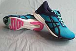 Беговые женские кроссовки ASICS FuzeX Rush, ОРИГИНАЛ, размер 9 (39 - 25,75см), фото 3