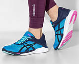 Беговые женские кроссовки ASICS FuzeX Rush, ОРИГИНАЛ, размер 9 (39 - 25,75см), фото 7
