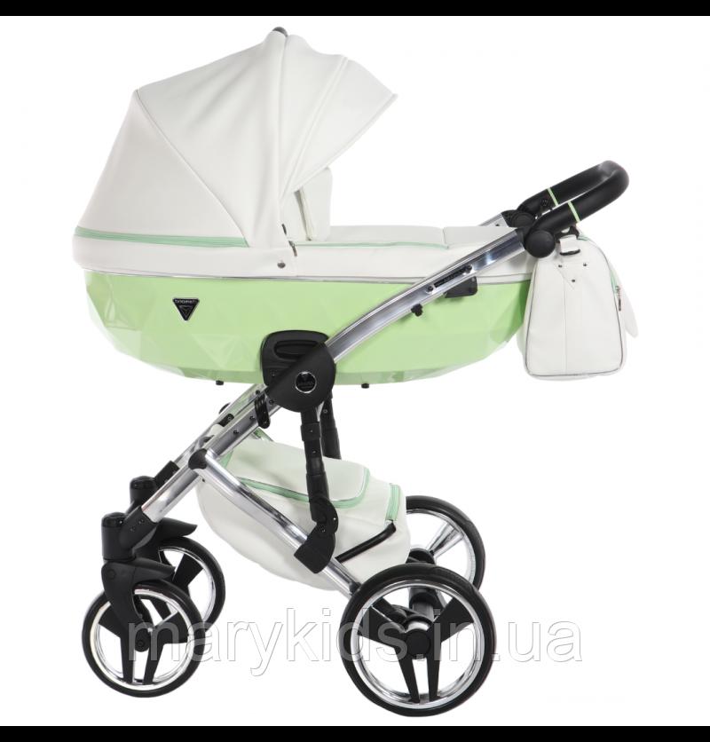 Детская универсальная коляска 2 в 1 Junama Candy 04