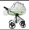 Детская универсальная коляска 2 в 1 Junama Candy 04, фото 5