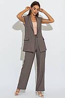 Стильный брючный костюм 3082 р. 42;44;46
