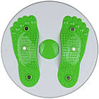 Тренажер балансувальний диск масажний Waisttwisting, фото 5