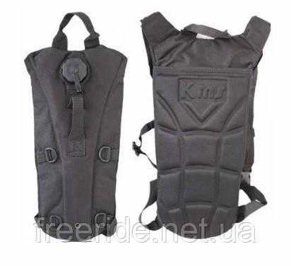 Гидратор 3л + рюкзак армейский KMS тактический camelbak, фото 2