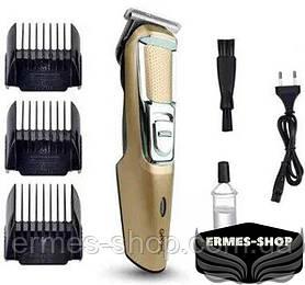 Машинка для стрижки волосся Gemei GM 6077
