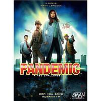 Pandemic (Пандемия) - Настольная игра. Стиль жизни (911038)
