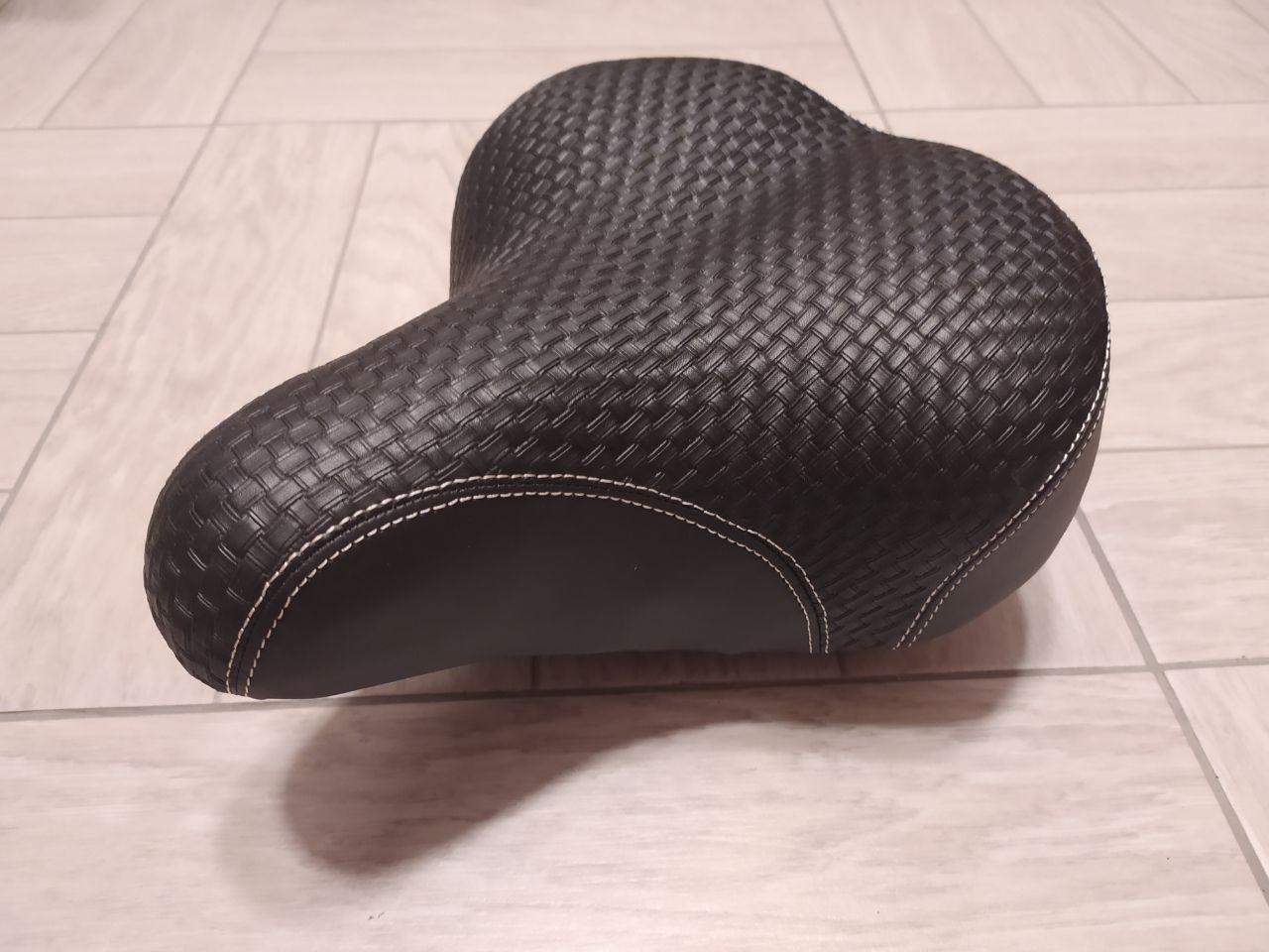 Очень комфортное велосипедное седло
