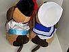 Поющая Собака Ловелас В Вышиванке Ирушка Музыкальная Моряк Собачка, фото 3