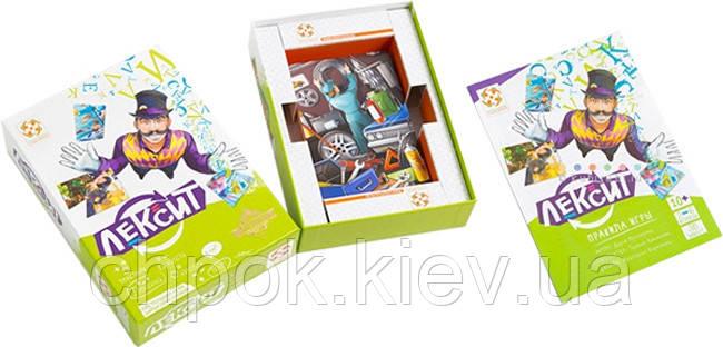 Стиль Жизни / Настольная карточная игра Лексит Lexit. Стиль жизни (320880)