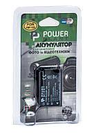 Аккумулятор PowerPlant Fuji NP-120 1800mAh