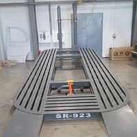 Стенд для рихтовки геометрии кузова автомобиля, Стапель платформенный Sky Rack SR-923