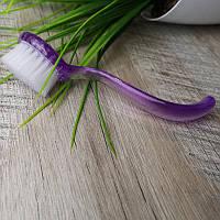 Щетка для удаления пыли с ногтей 1шт