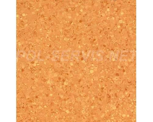 Линолеум коммерческий напольный Grabo Fortis Orange 2 м