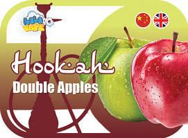 Кальянный ароматизатор Double Apples (Двойные яблоки)