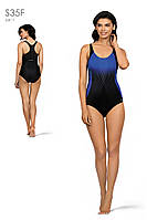 Классический женский купальник для бассейна от SELF SPORT S 35F 40/L