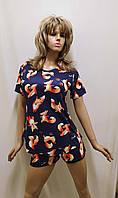 Пижама женская бамбук 348, фото 1
