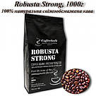 """Зерновой кофе (Робуста 100%) Вьетнам - 1кг. """"Robusta Strong"""", фото 5"""
