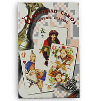 Сувенирные МИНИ игральные карты «Ukrainische Spielkarten» (Украинские DELUXE)