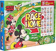 Настольная игра Лудо Race Home Disney Mickey Mouse. Cartamundi (5411068301650)
