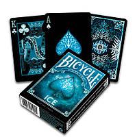 Bicycle Ice - игральные карты