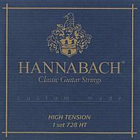 Струны для классической гитары Hannabach 728HT