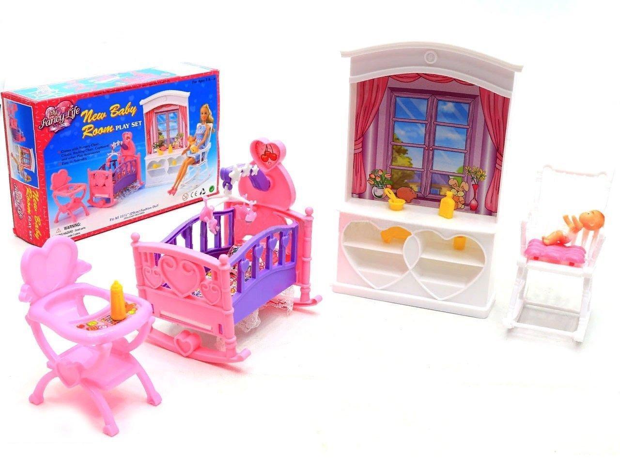"""KM24022 Мебель """"Gloria""""   для детской, в кор. 31*18*5см"""