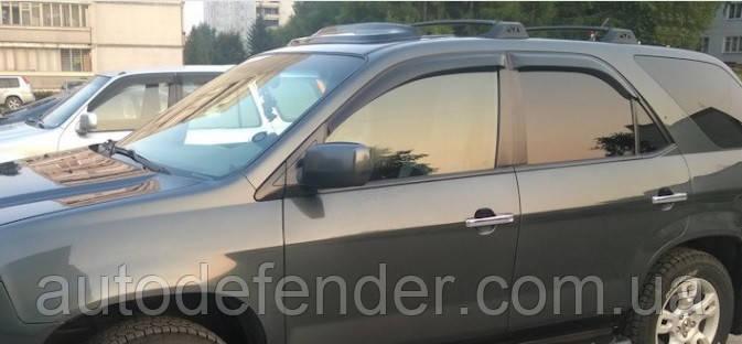 Дефлектори вікон (вітровики) Acura MDX I 2001-2006 (YD1), Cobra Tuning - VL, A20301
