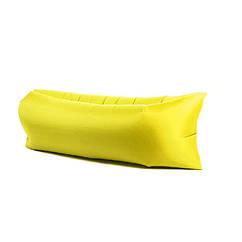 Надувной-гамак Lamzac Желтый 716093742, КОД: 109852
