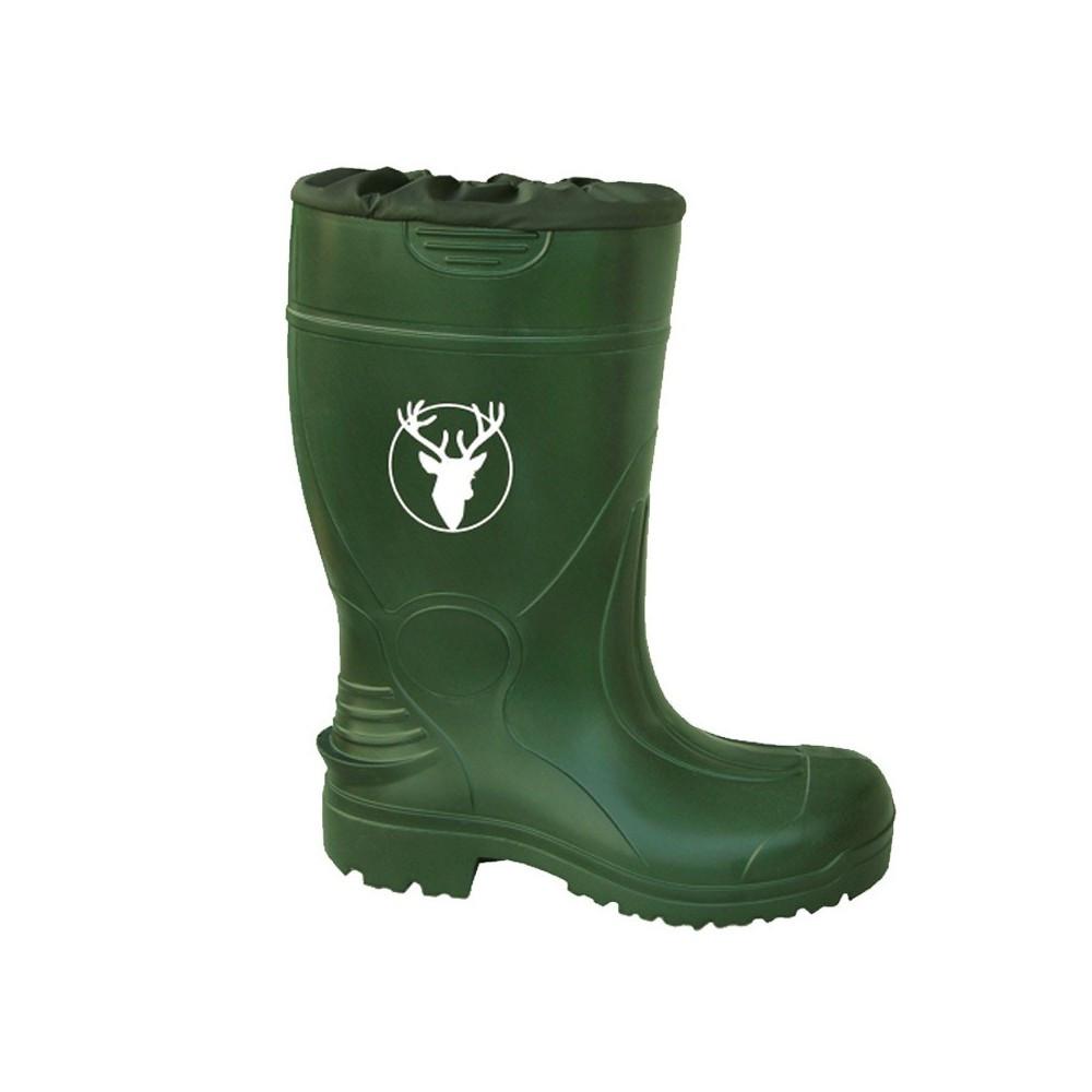 Сапоги LEMIGO охотничьи Hubertus 898  размер 41, стелька 26,5см, green