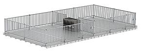 Ограждение для свиней высота 1,4 м, 12,5 см // клетка для свиней