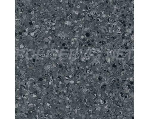 Линолеум коммерческий напольный Grabo Fortis Anthracite 2 м