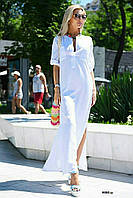 Платье летнее женское Норма 9080 Н (ш) Код: 6113151