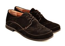 Туфли школьные Karmen черные 732119