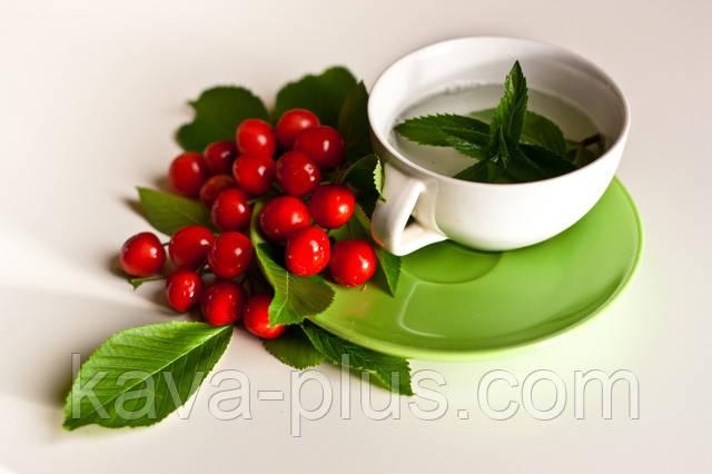 Травяной чай с ягодами