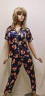 Пижама женская с брюками 360, фото 1