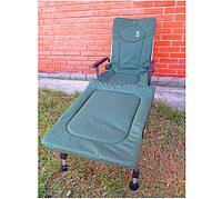 Кресло карповое на 110кг Польша M-Elektrostatyk Carp F5R Электростатик