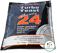 Сухие турбо дрожжи Turbo Yeast Classic 24
