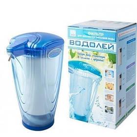 Фильтр для очистки воды Водолей Премиум Картриджного Типа Арго Сибирь-Цео