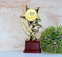 Нагорода кубок Найкращий Бухгалтер Країни (надпись можно изменить)