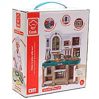 Детская игрушечная мебель Cook для кукол Барби Кухня со световыми и звуковыми эффектами (3022), фото 4