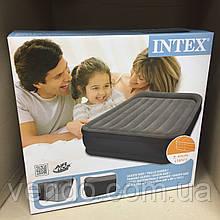 Надувная кровать Intex 67736 / 203х152х43 см