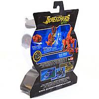 Машинка-трансформер Screechers (Дикие Скричеры) Wild L2 Спайкстрип (EU683125), фото 3