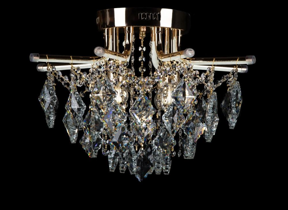 Светильники люстры хрустальные в классическом стиле Splendid-Ray 30-3889-36