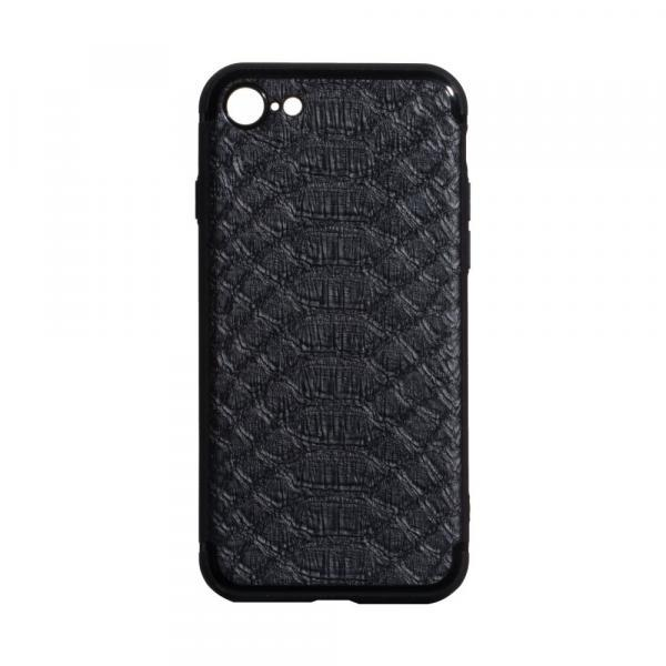Чехол TPU Leather Croco with Magnit for Apple Iphone 7G / 8G